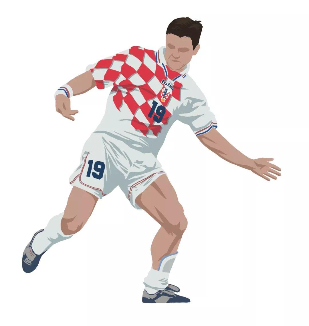 克罗地亚足球队服5号