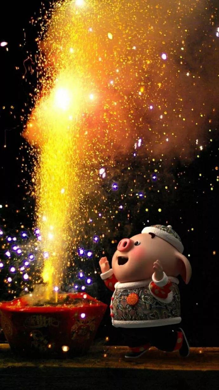 壁纸丨一大批新年壁纸,红火来袭啦!