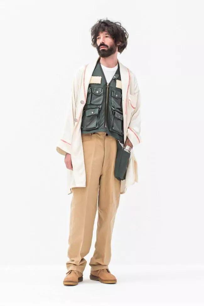 潮闻快食丨visvim FW19 LOOKBOOK 释出,Greg Lauren 打造美式风格和服!