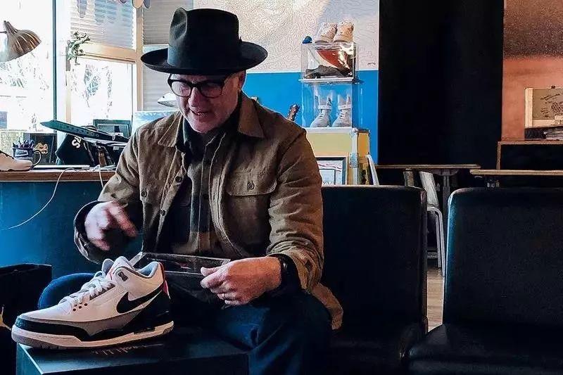 让乔丹留在耐克的鞋子!炒鞋客却看不上?