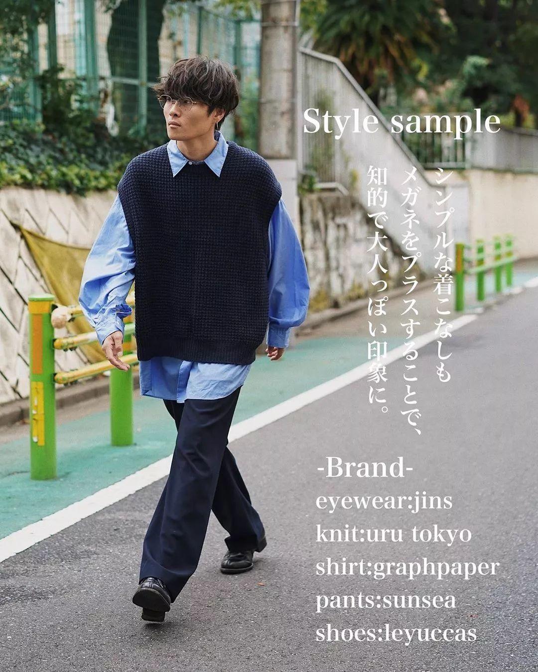 壁纸丨身高168cm的男生,能不能做日系BOY?
