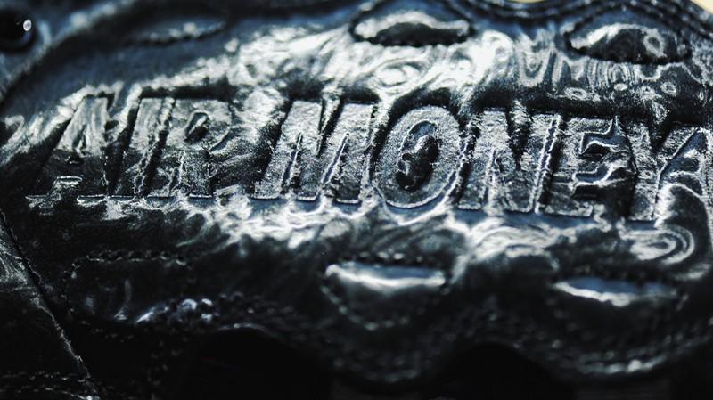 Nike Air More Money这次玩的是什么地方货币