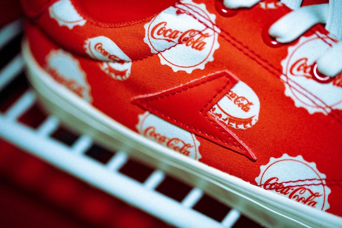bata鞋_Bata Heritage x Coca-Cola联名也开启,这次是中国店铺助力!   Yoho ...