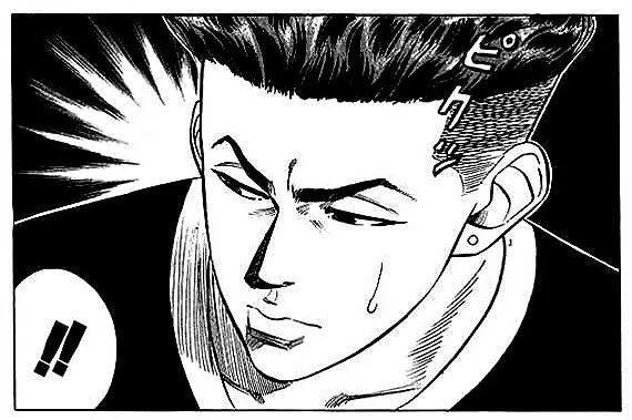 流川枫标准的少女漫画男主长相&发型不用说